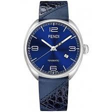 momento bugs automatic mens blue watch f202013031 fendi momento bugs automatic mens blue watch f202013031