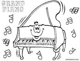 Small Picture Piano coloring pages Coloring pages to download and print