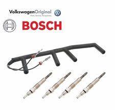 tdi glow plug harness oem for vw tdi diesel glow plug wiring harness w 4 bosch glow plugs