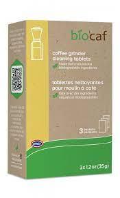 biocaf grinder cleaning tablets