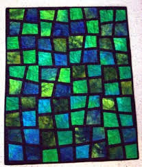 117 best STAINED GLASS QUILTS images on Pinterest | Glass, Carpets ... & 117 best STAINED GLASS QUILTS images on Pinterest | Glass, Carpets and  Creative cards Adamdwight.com