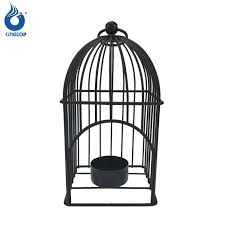Tea Light Birdcage Newest Home Decoration Iron Wire Black Birdcage Shaped Tea Light Holder Buy Iron Wire Tea Light Holder Metal Tea Light Holder Birdcage Tea Light