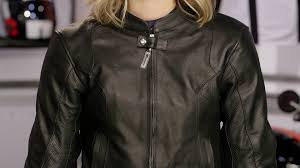 cortech women s lnx leather jacket review at revzilla com