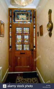 looking out front door. Victorian Front Doors London Decorative Stained Glass Door Taken From Interior Looking Out Housing East O