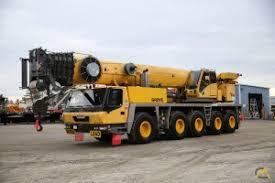 Grove 165 Ton Crane Load Chart Grove Gmk5165 165 Ton All Terrain For Sale Cranes Material