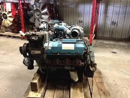 International T444E-210hp Electronic Diesel Engine