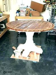 how to build a pedestal table base pedestal table base ideas pedestal table build a pedestal how to build a pedestal table base