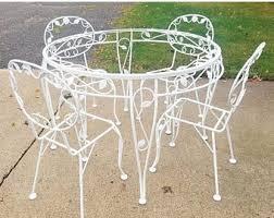 woodard patio furniture vintage
