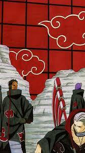 Naruto Akatsuki iPhone Wallpapers ...