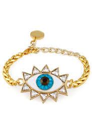 Designer Evil Eye Bracelet Evil Eye Bracelet Valliyan Designers