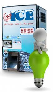 Kooler Ice Vending Machine Locations Extraordinary Why Kooler Ice Ice And Water Vending Machines Kooler Ice