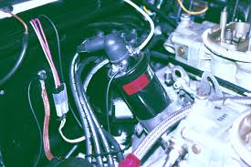 camaro transistor ignition systems ti coil as seen on xram car