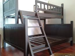 Custom Made Bunk Bed, Pottery Barn Style