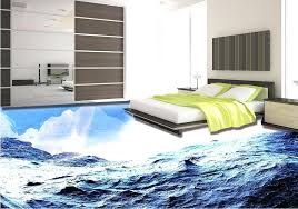 Bedroom Tile Vinyl Flooring Waterproof Custom Mural Wallpaper Beautiful Tiles  Bedroom Wallpaper Floor Tiles Wallpaper In . Bedroom Tile ...