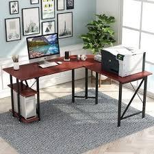 L shaped home office desk Executive Buy Lshaped Desks Online At Overstockcom Our Best Home Office Furniture Deals Buy Lshaped Desks Online At Overstockcom Our Best Home Office