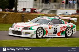 1997 Toyota Supra JGTC GT500 at Goodwood Festival of Speed, Sussex ...