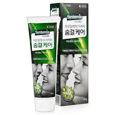 <b>Зубная паста Dental</b> Systema <b>освежающая</b> с ароматом жасмина ...