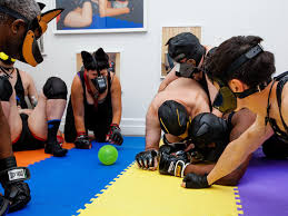 Puppy play fetish stories