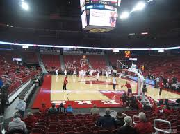 Uw Kohl Center Seating Chart Kohl Center Section 102 Rateyourseats Com