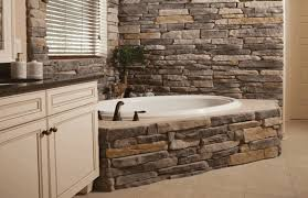 accent your walls with stone veneer