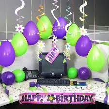 Office Birthday Decor Office Birthday Decoration Ideas Bradpike Com