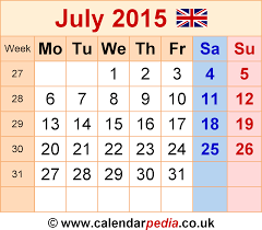 Calendar June July 2015 2015 July Calendar Rome Fontanacountryinn Com