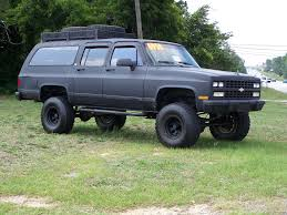 1989 chevy suburban 2500 - Google Search | off road ish ...