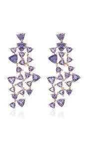 Pin by wendi erickson on Lavish Costume Jewelry in 2020   Featured jewelry,  Fine jewellery earrings, Yellow gold setting