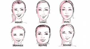 diffe face shapes makeup face shape