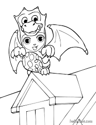 Small Picture Dragon fancy dress coloring pages Hellokidscom
