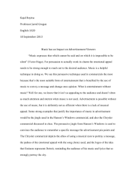 visual rhetorical analysis essay kajal boyina professor jared grogan english 1020 18