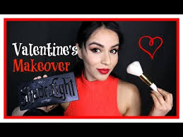 asmr makeup artist role play relaxing valentine s day makeover you