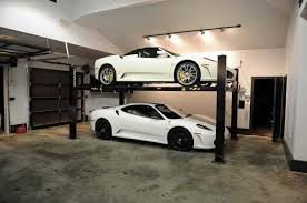 car garage storage. Simple Car Design Garage Car Lift In Storage T