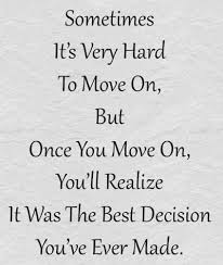 Move On Quotes Cool 48 Inspirational Quotes About Moving On With Pictures