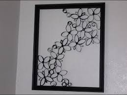 faux wrought iron wall art for under 5 on ornamental iron wall art with faux wrought iron wall art for under 5 youtube