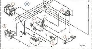 mercruiser l starter wiring diagram images mercruiser  mercruiser 4 3 starter diagram mercruiser wiring diagram