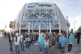 Sap Sharks Seating Chart San Jose Sharks Hockey The Sap Center