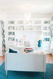 white airy home office. 40 of the most inspiring home office spaces white airy a