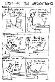writing job applications drawn out thinking job applications