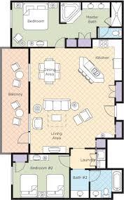 Modest Three Bedroom Suites Orlando Within Bedroom
