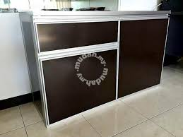 full aluminium kitchen table cabinet w45xh30xd16 furniture decoration for in erworth penang