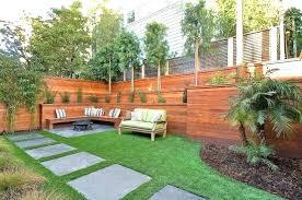 Modern Backyard Design Awesome Small Back Yard Ideas Tfastl