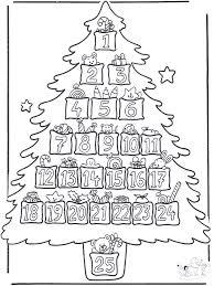 Advents Kalender Knutselen Kalender