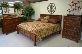 Oak Bedroom Furniture Set Amish Rustic Quarter Sawn Oak Bedroom Amish Bedroom 0900 The Amish