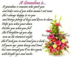 I Love You Grandma Quotes Stunning Grandma And Granddaughter Poems