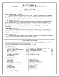 Aerospace Medical Service Apprentice Sample Resume Extraordinary Nursing Resumes Examples Free Fishingstudio 7