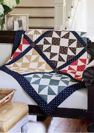 FREE Quilt Pattern Friday! My Favorite Free Quilt Patterns using ... & Attic Treasures Quilt - Quilt Patterns Using Fat Quarters Adamdwight.com