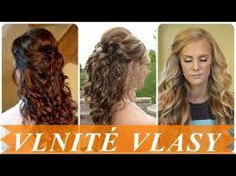 účesy Pro Polodlouhé Vlasy Na Ples 2017 игровое видео смотреть