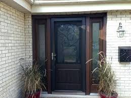 andersen fiberglass entry doors reviews front s exterior storm the best