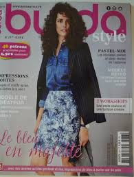 Burda Style Uk Magazine Annual Subscription